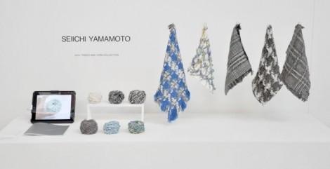 Seiichi Yamamoto, BA Textile Design