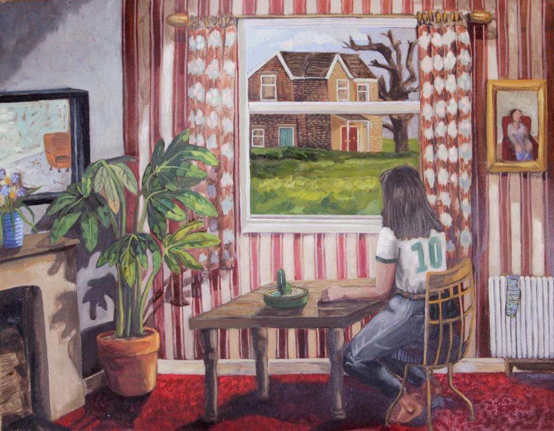 Front Room by Kemi Onabule