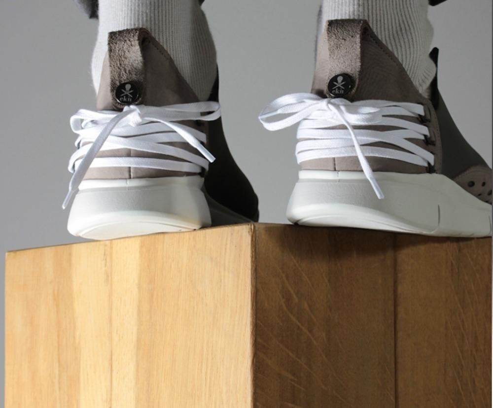 MrBailey x ekn Footwear 'Bamboo Runner' via Concept Kicks.