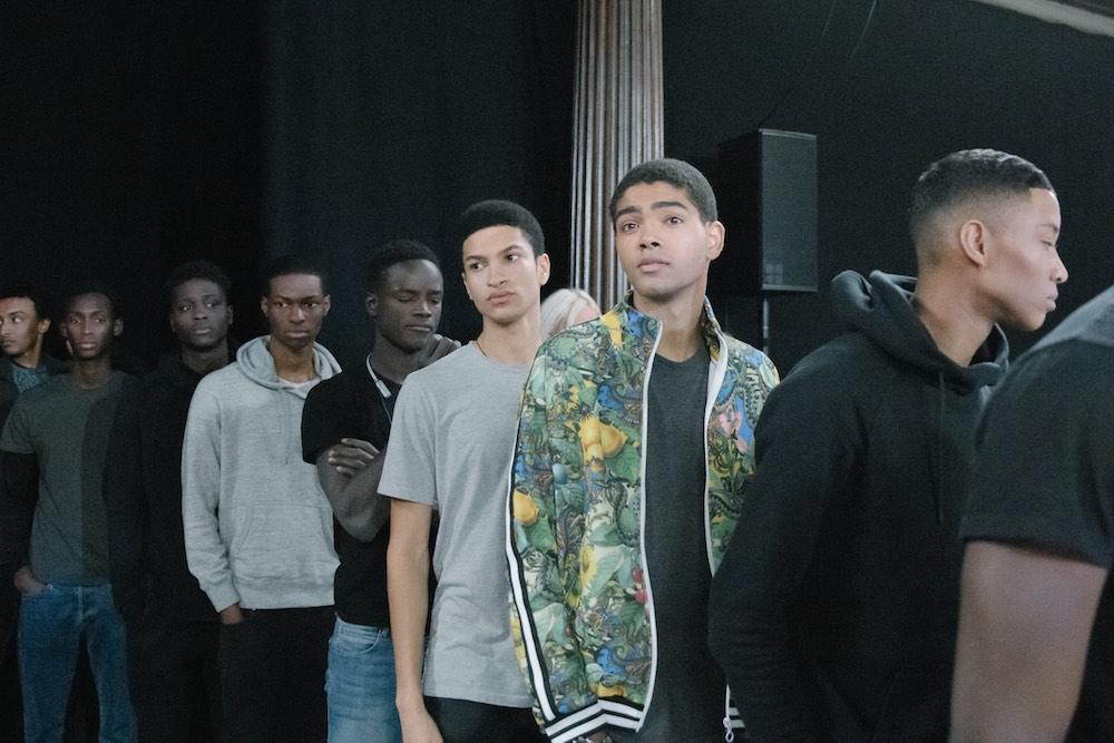 LCFMA18 backstage by Unai Mateo Lopez.