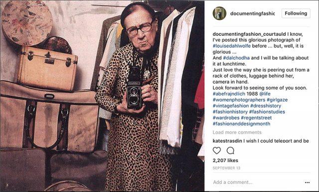 Documenting Instagram