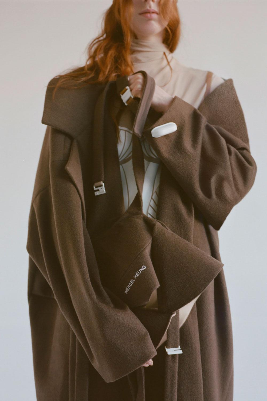 Wendel Heung - MA Fashion Design Technology Womenswear, 2017