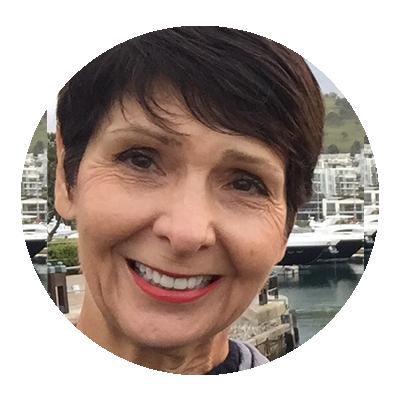 Paulette Colman, Sustainable textiles tutor.