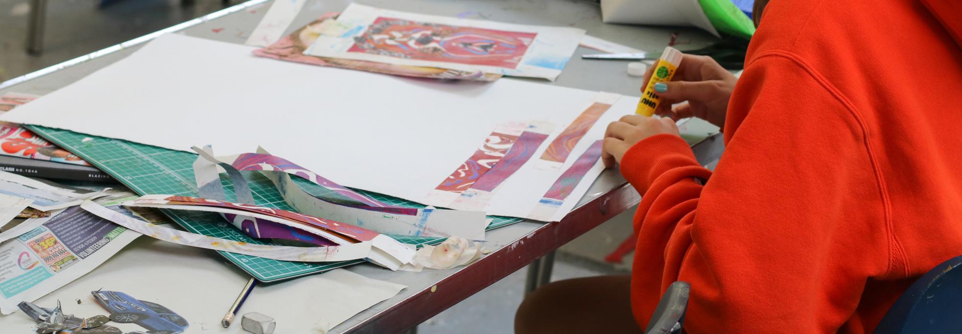 Portfolio Preparation For Foundation - Fine Art