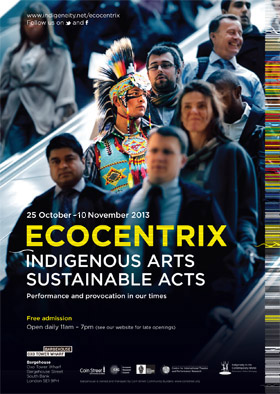 Ecocentrix Exhibition Flyer