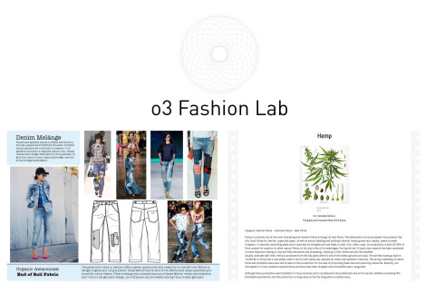 o3 Fashion Lab: Fashion Trend Forecasting - Sustainability - Conscious Sourcing by Simone Palstring