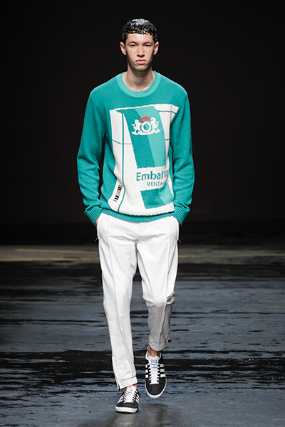 Christopher Shannon Look 2