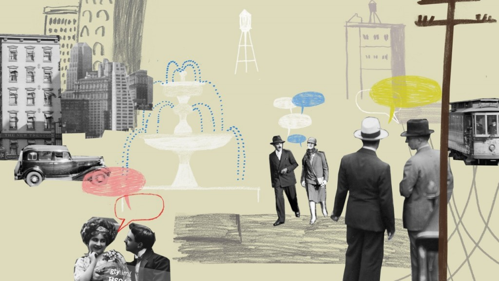 Luke Best: Illustrated still from 'How We Got To Now'