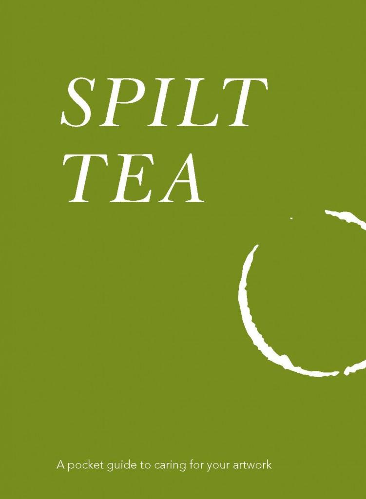 Spilt Tea Cover