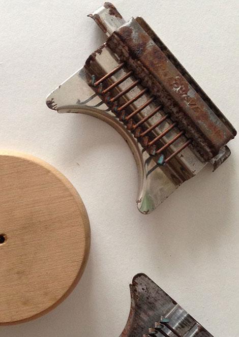 Speedweave Mending Tool by Bridget Harvey.