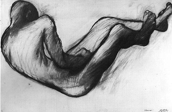 Mario Dubsky, Dreamer, 1975