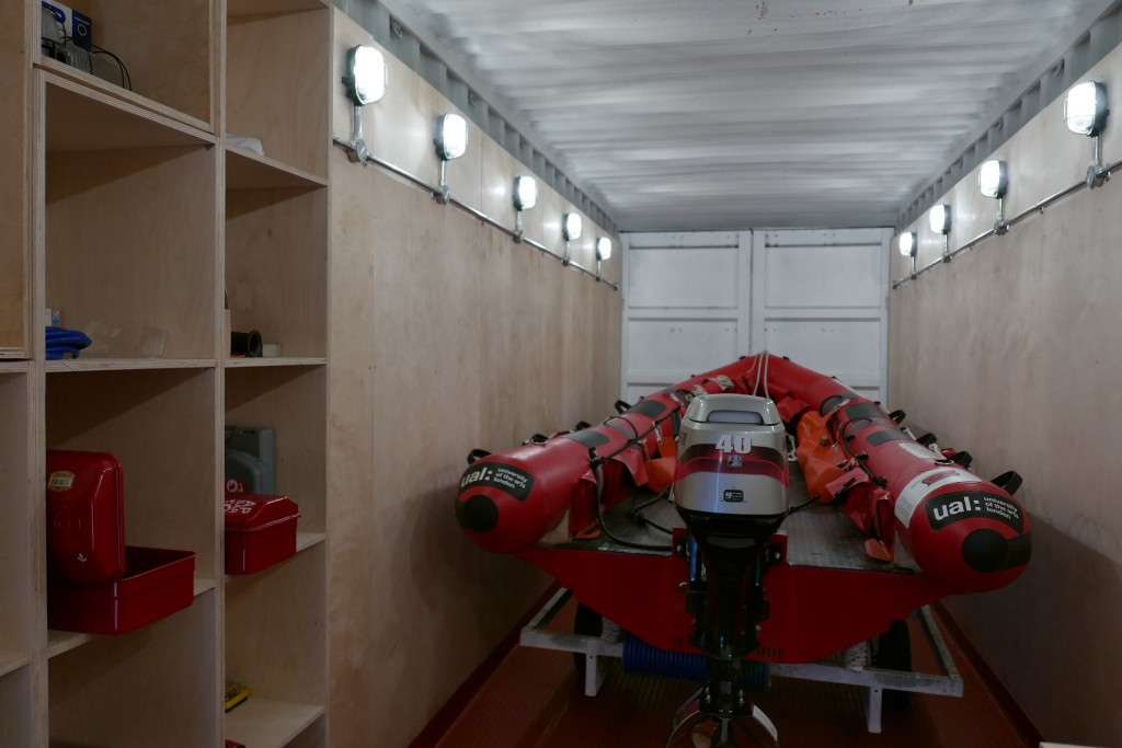 Lifeboat in a Box