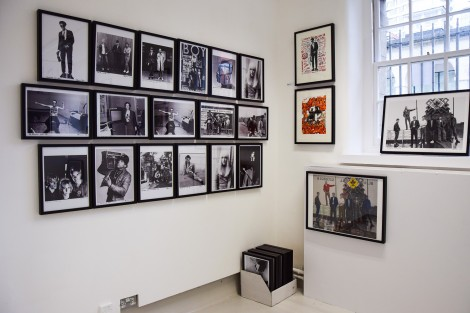 'Punk Rock Hip Hop Mash-Up' exhibition