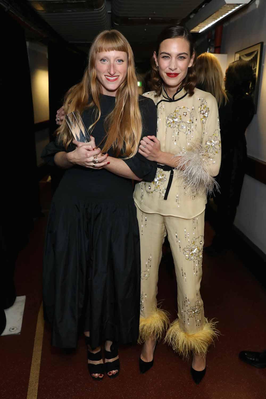 The British Fashion Awards 2016 - Darren Gerrish