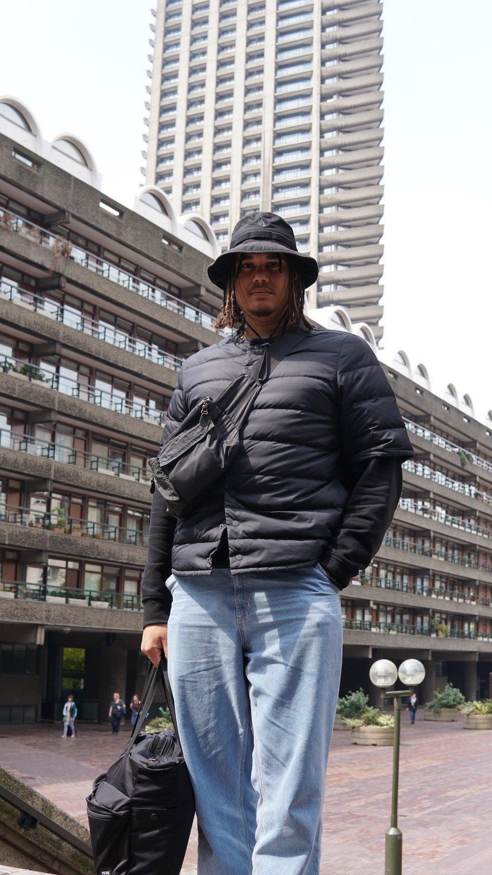 Nathan Walker, Barbican Centre, 2018.