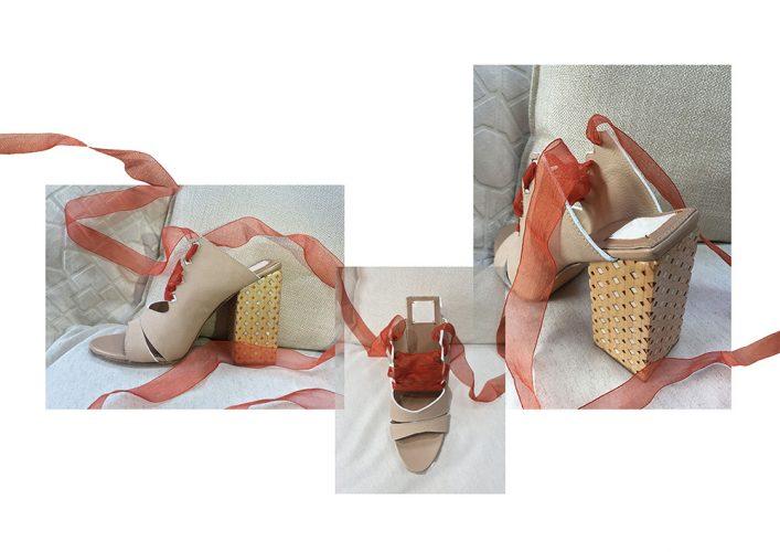 Amber Capewell shoe designs