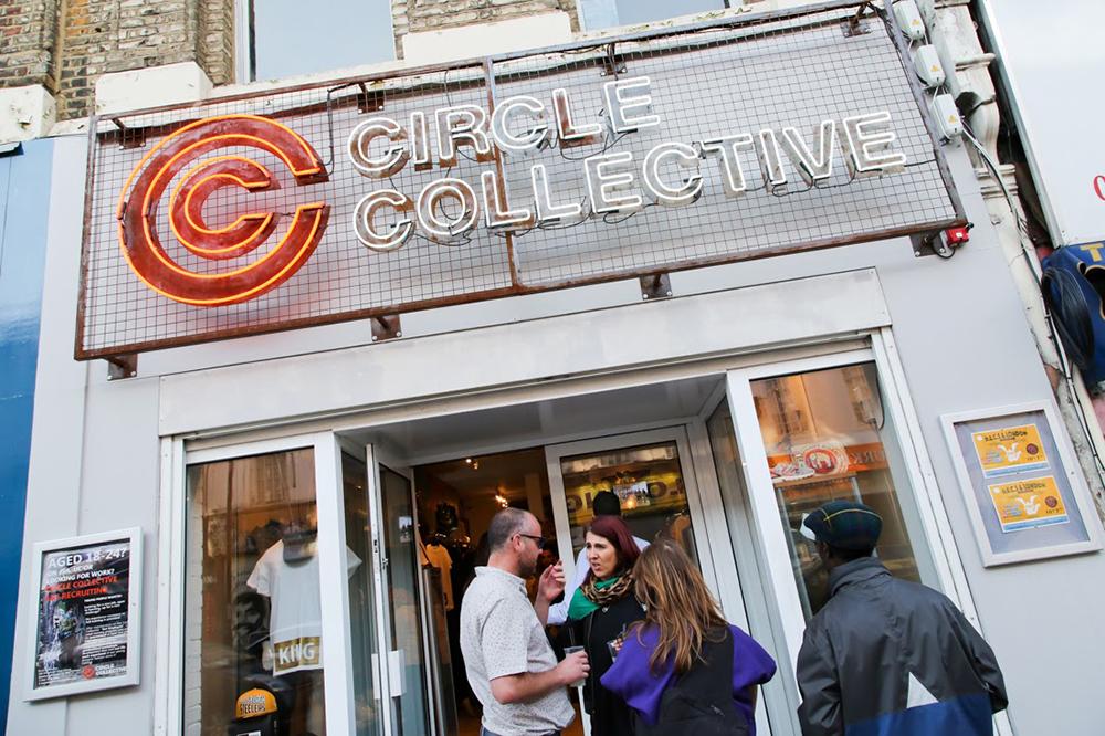 Circle Collective shop. Photography by Matt Chung.