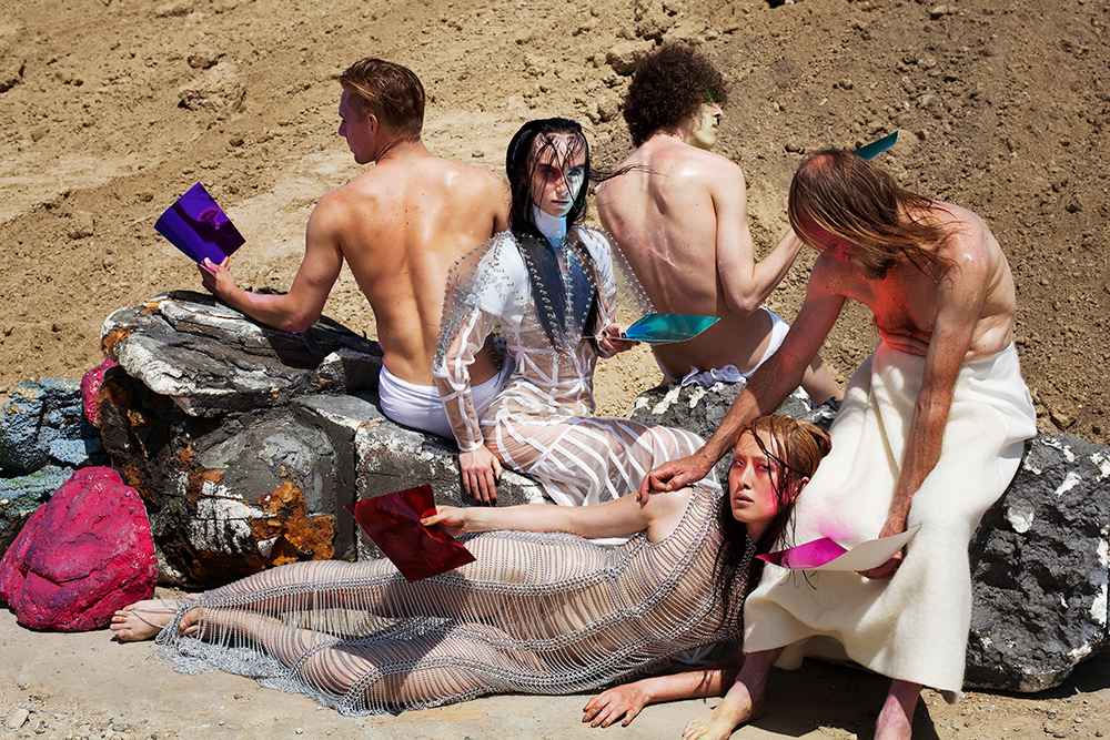 Awakening: Purgatorio by Eliska Kyselkova