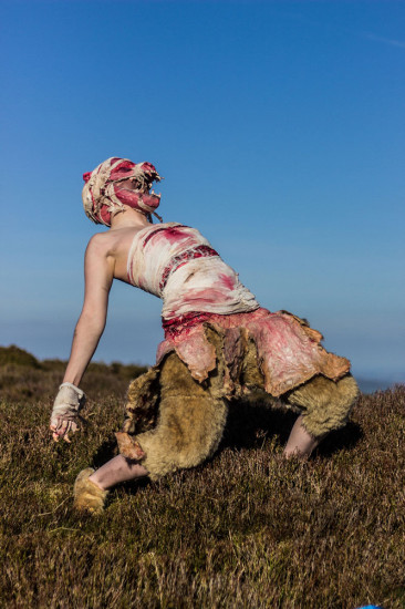 Puma, The Triptych of Dr Moreau, 2013