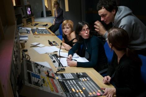 Editing Suite at LCC