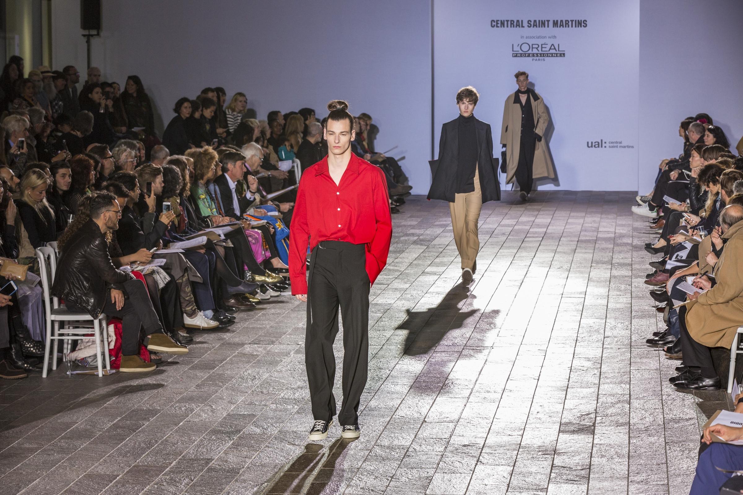 Menswear Design (Online)