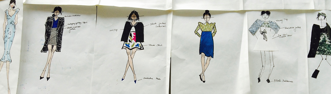 Fashion Design (16-18 Year Olds)