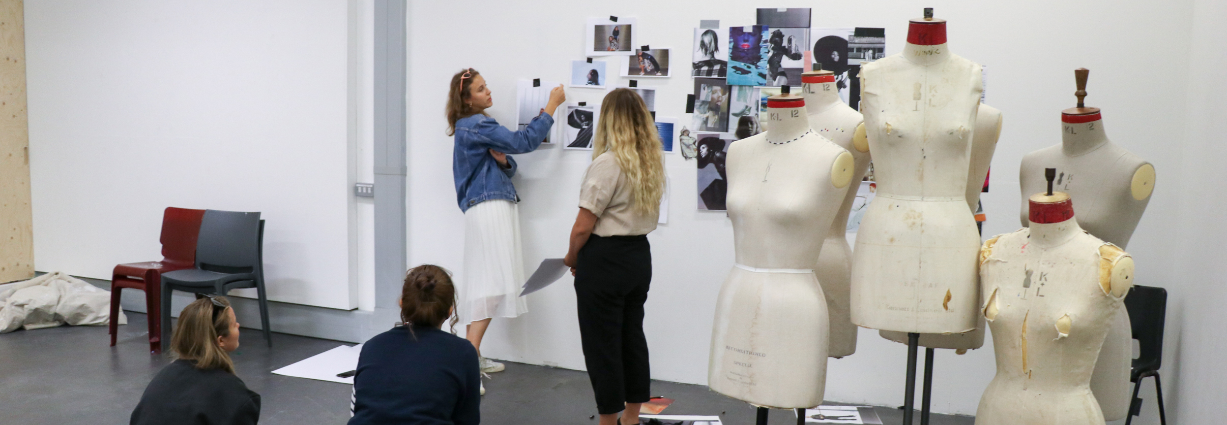 Fashion Styling And Communication for 16 to 18 Year Olds