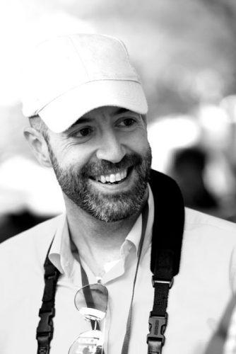 Giulio Mazzarini, UAL Italy Alumni Group leader