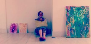 Vanessa Mitter at the Arthouse1 Gallery
