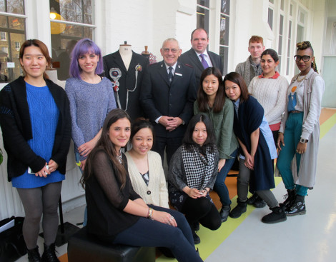 BA (Hons) Fashion Jewellery upcycle for the Salvation Army