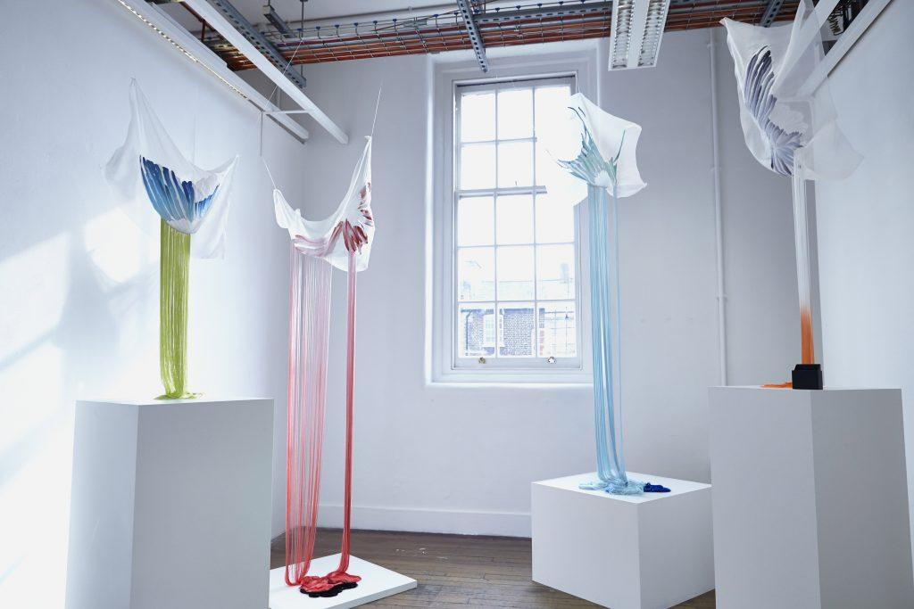 Rosamund Hanny, 2014. © Chelsea College of Arts
