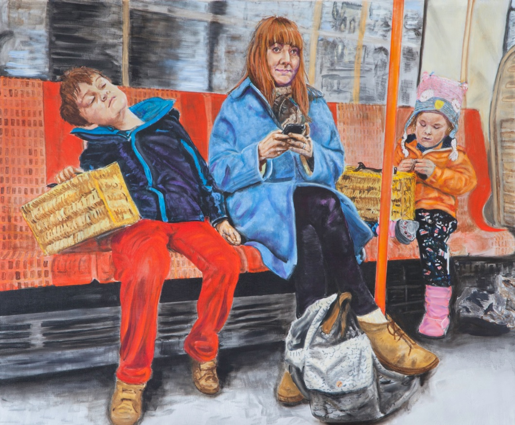 'Mum's the Word' by Andrea Coltman