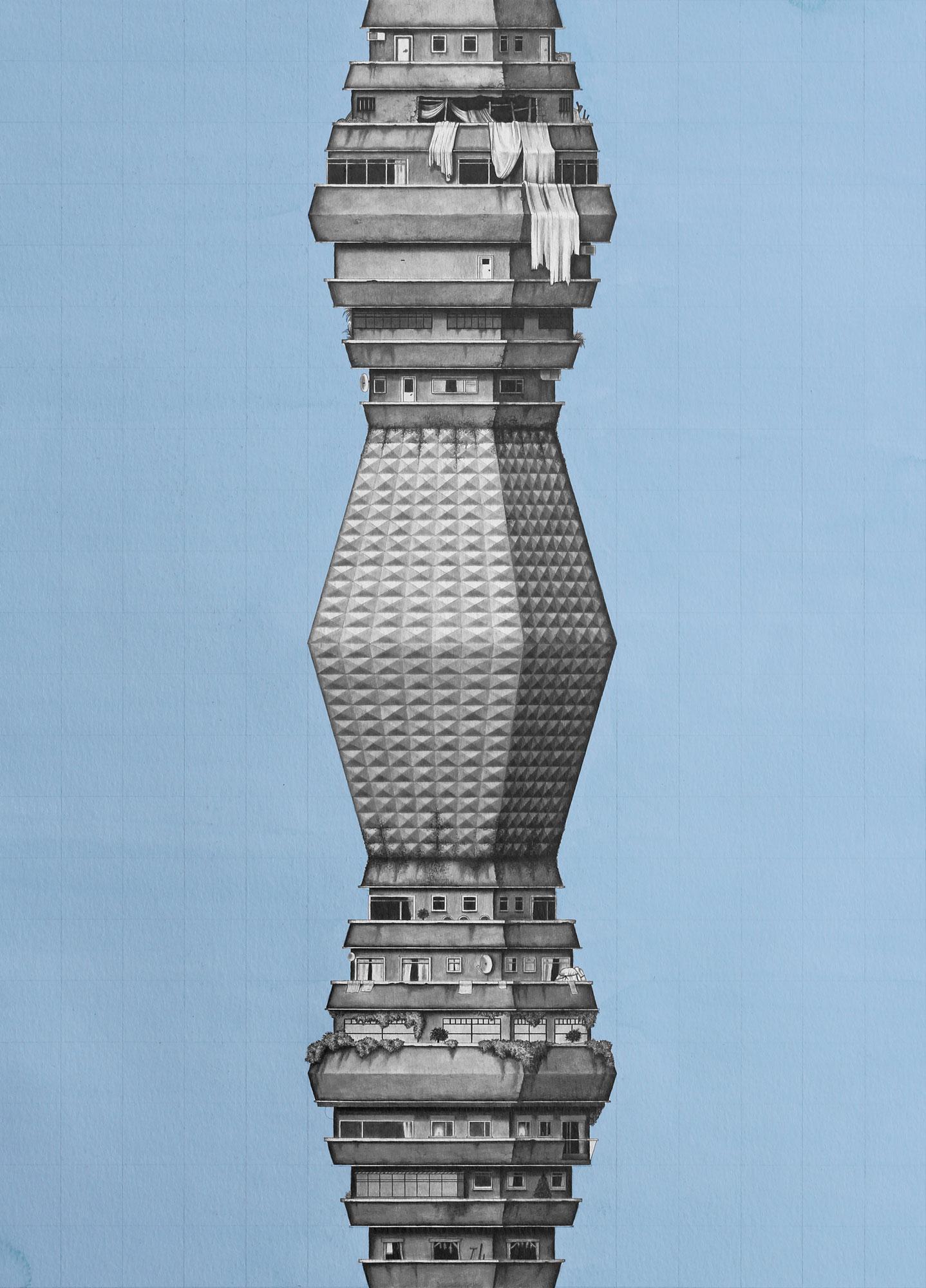 Ba Da Dodă, Water Tower by Chris Agnew