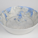 2013 Ceramics graduate Rafael Atencia's 'Sea Foam Container'