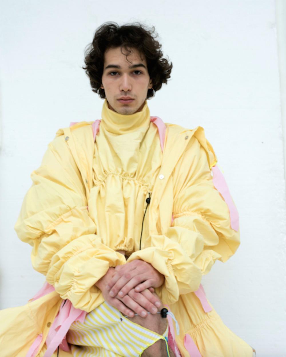 LCF BA17 work by BA (Hons) Fashion Photography graduate Federica Mungo.