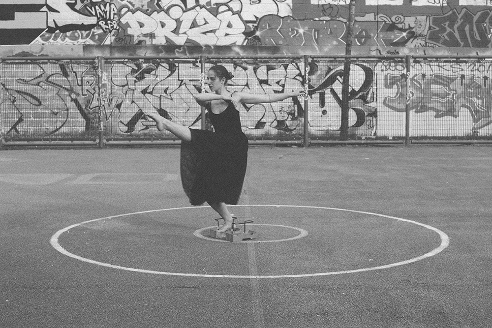 A clip from Sandra Plantos short film, Presence. Photography by Deborah Sheedy
