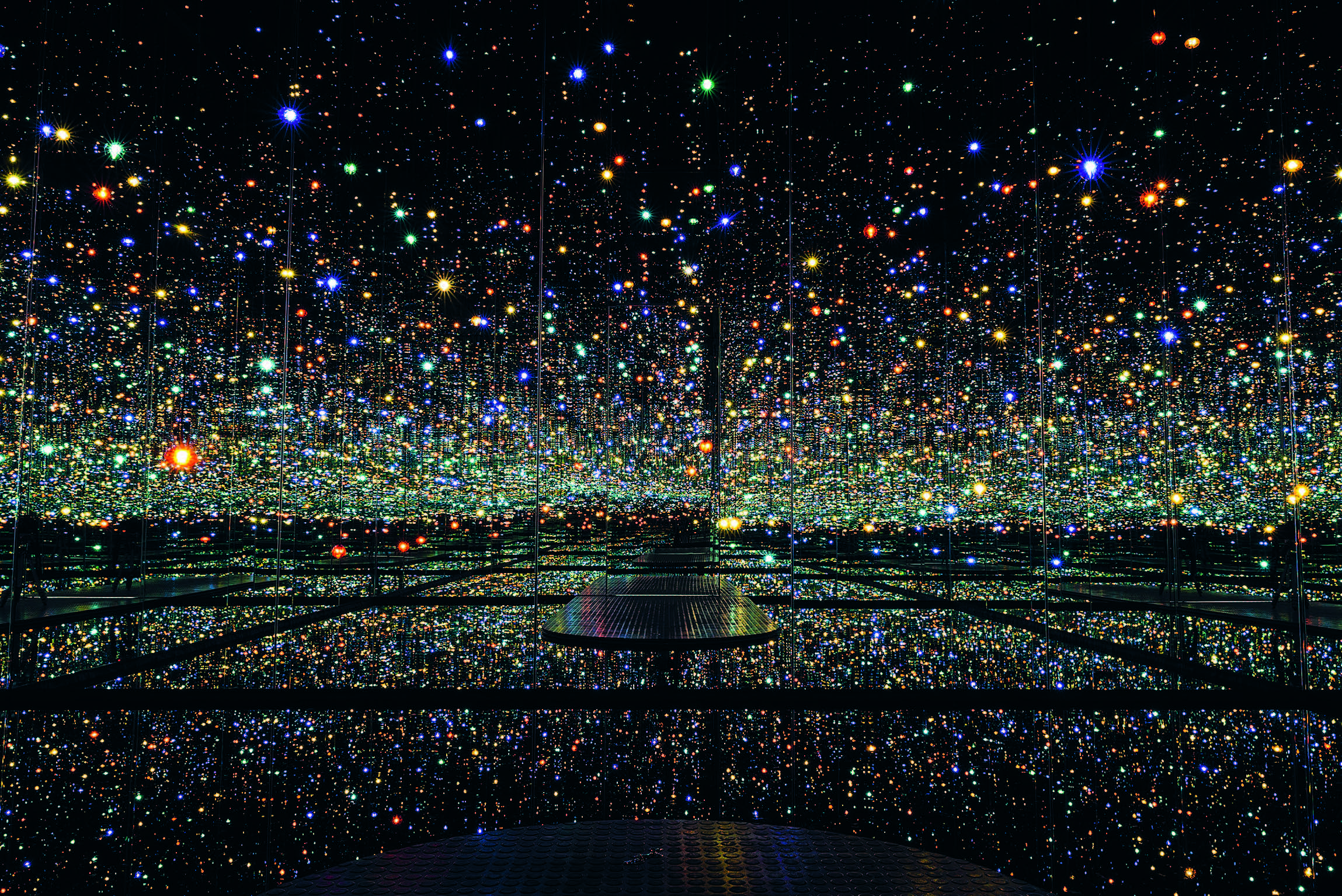The Broad: Yayoi Kusama's Infinity Mirrored Room
