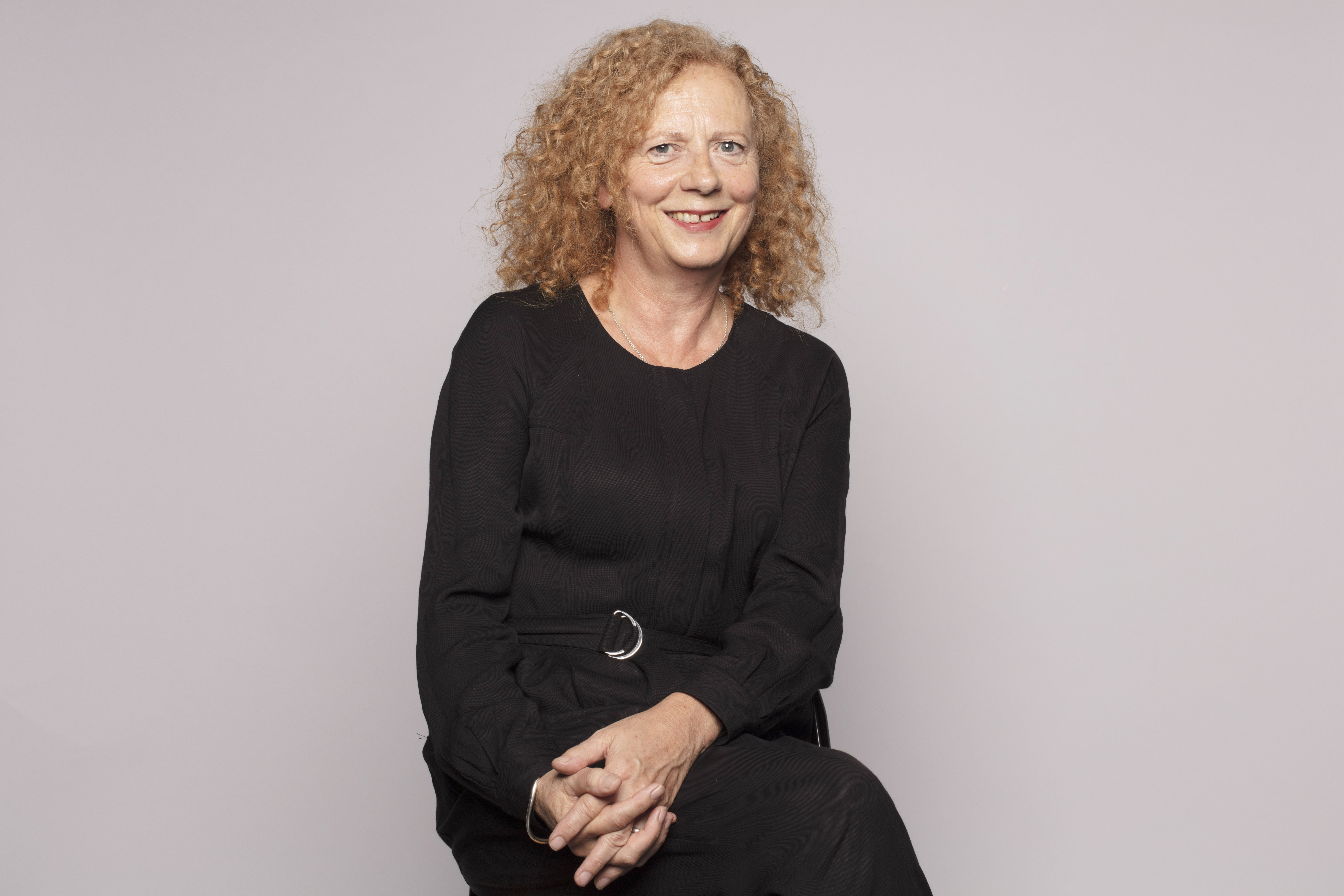 Staff photograph of Gill Henderson