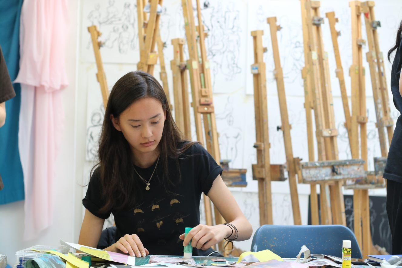 Portfolio Preparation For Art College