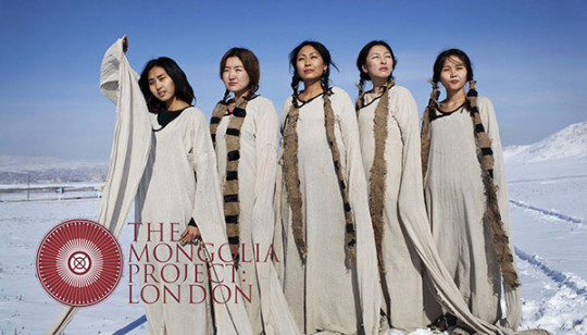 The Mongolian Project