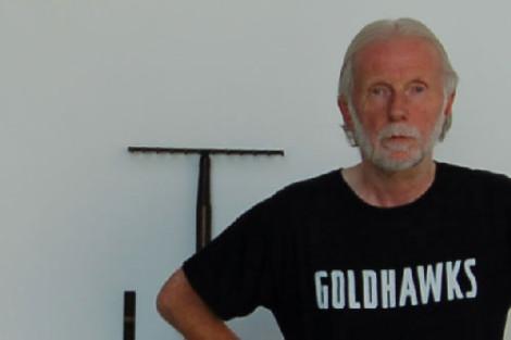 Roger Ackling Portrait
