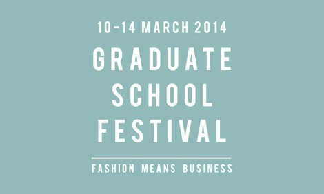 The Graduate Festival 2014: Fashion means business