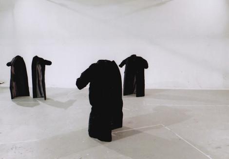 Alexander Ruth's installation Teste 3 2012