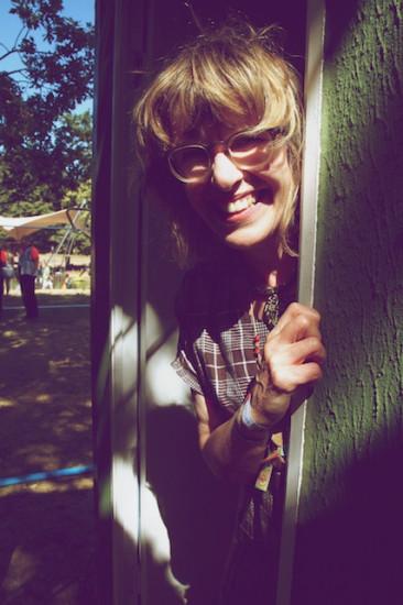 Kathy Round, Senior Lecturer in Textiles @ Chelsea ©gavinfreeborn
