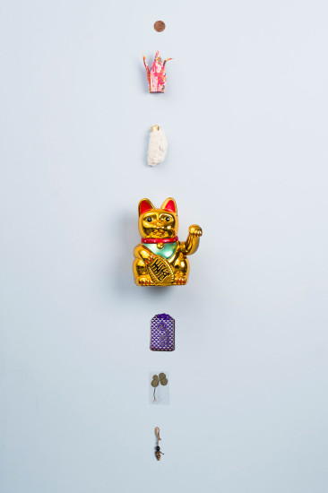 Lucky Seven by Iranzu Baker