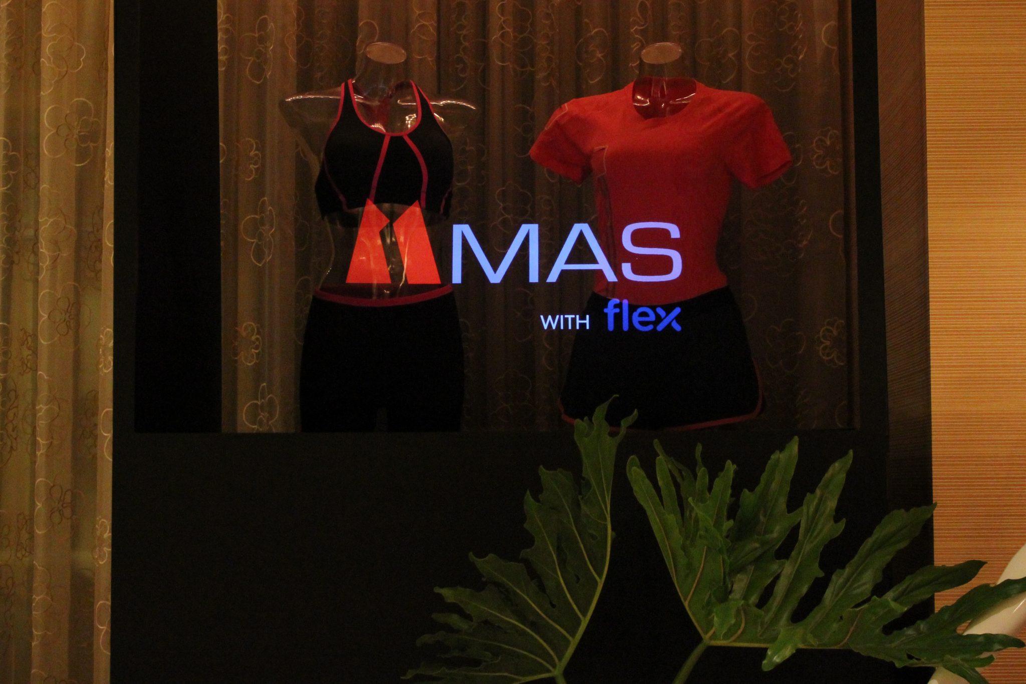 CES 2016 - Refinery 29 suite - Mas Holdings with Flex
