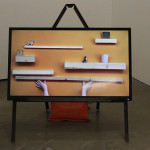 2014 Fine Art graduate Bryony Hussey's 'Mantle piece'