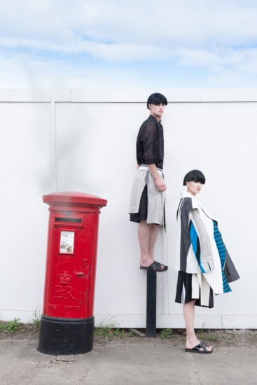 S/he ( agender) (collaboration with LCF students)