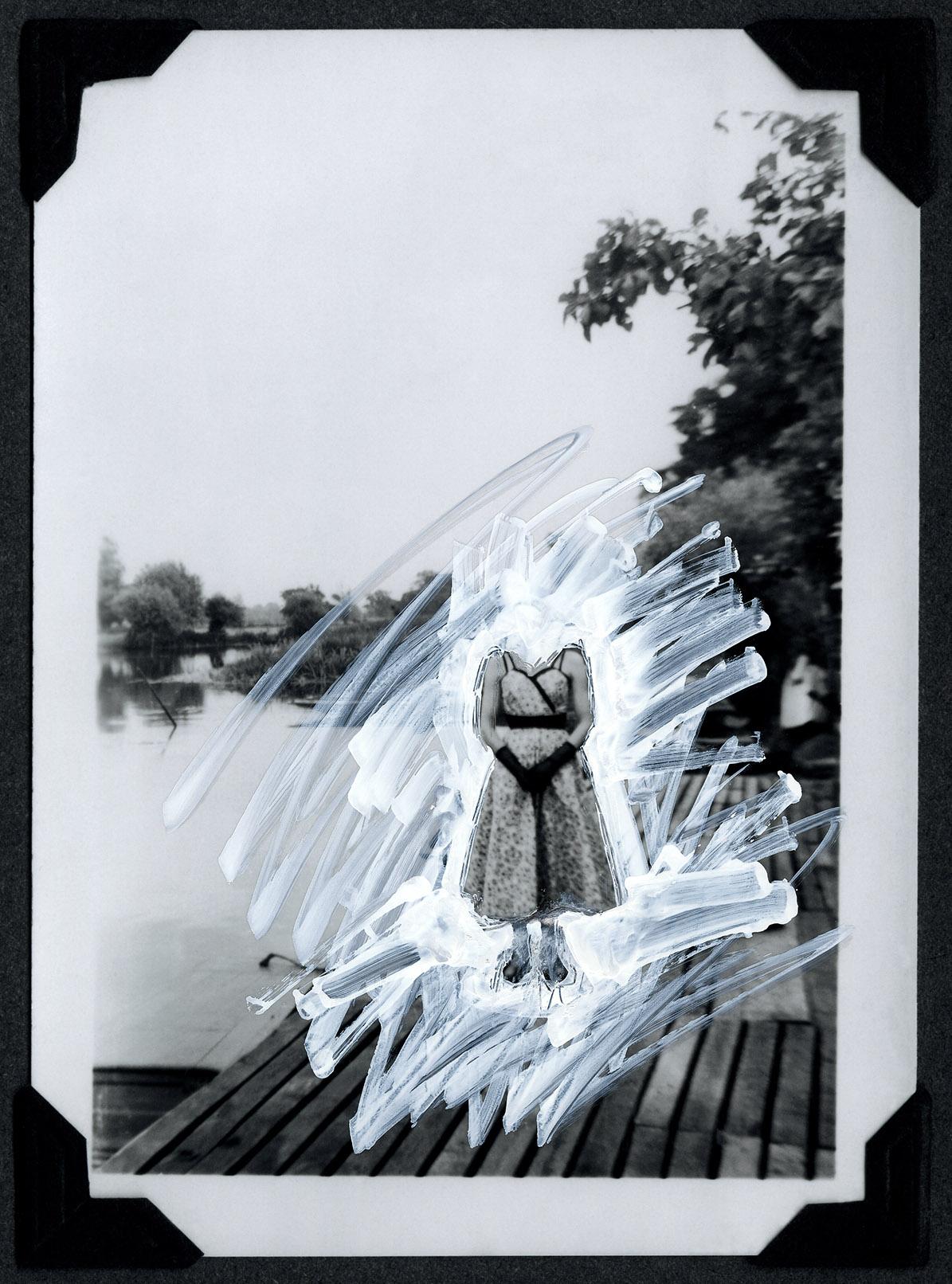The Dress II, 2014. Sara Davidmann.