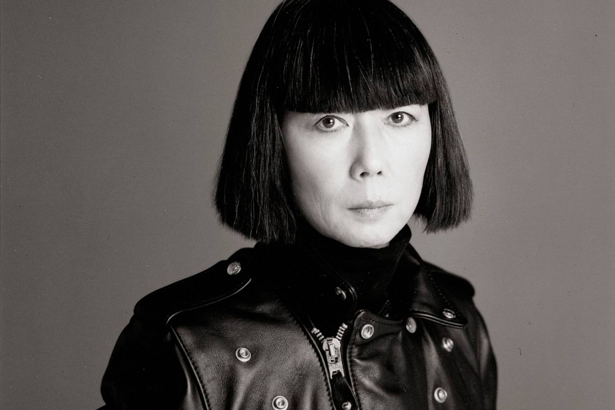 Portrait of Wei Kawakubo
